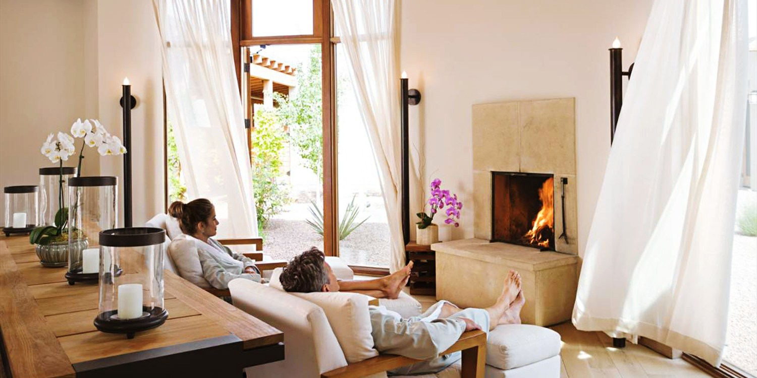 $109 -- Four Seasons Santa Fe: Luxe Spa Day w/Bubbly