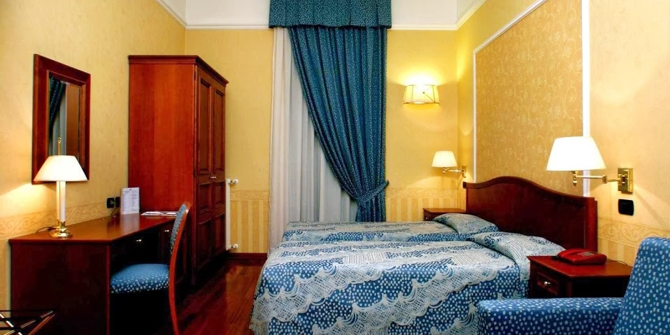 Hotel Lancaster -- Milan, Italy