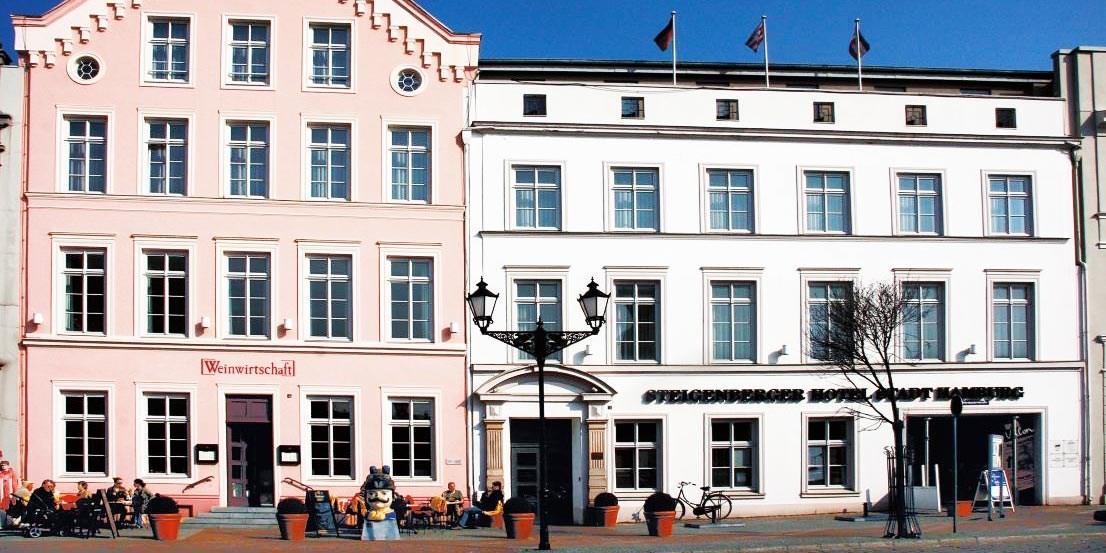 Steigenberger Hotel Stadt Hamburg -- Wismar, Germany