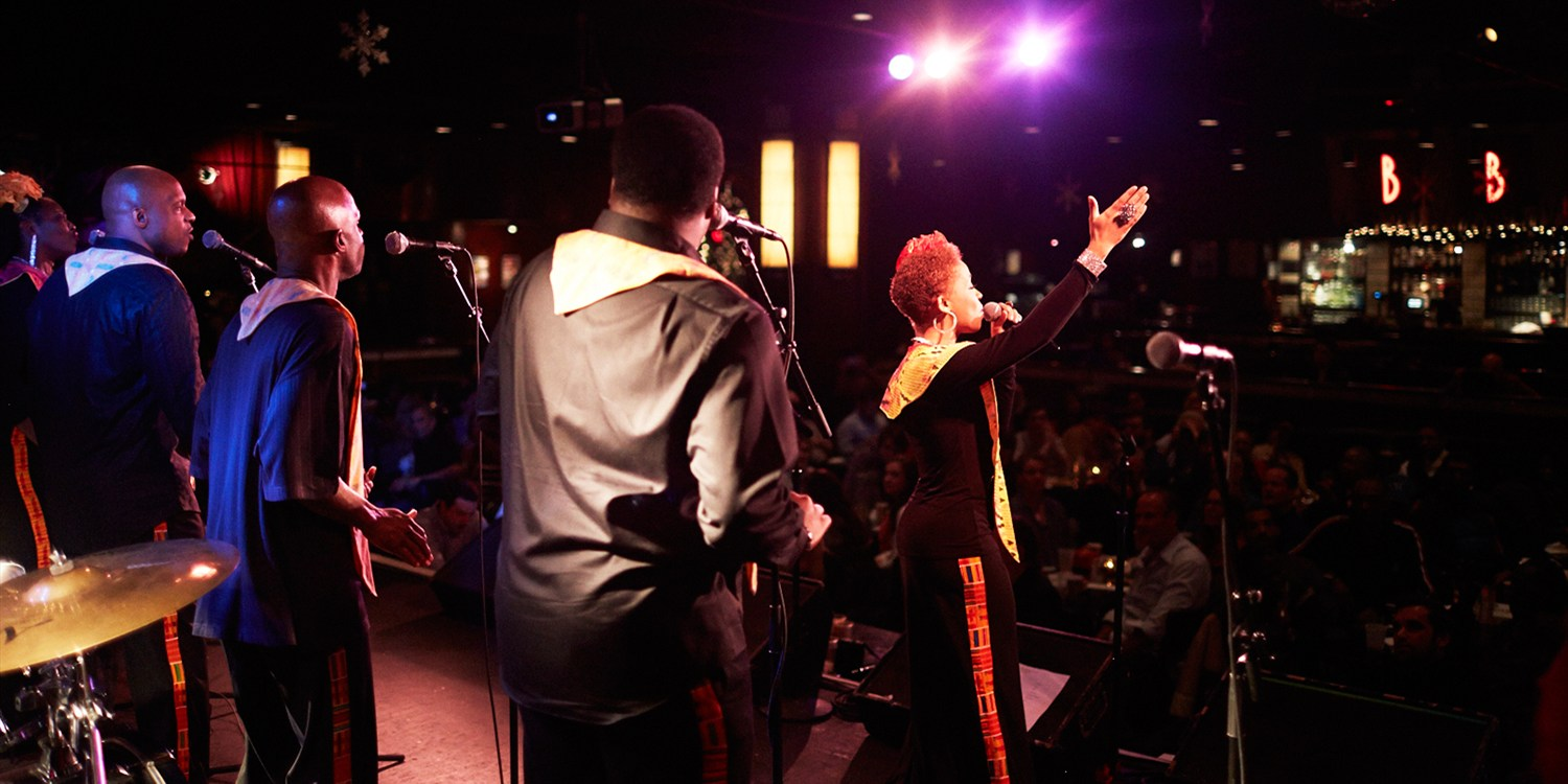 $59 -- B.B. King's Gospel Brunch for 2 w/Unlimited Cocktails