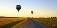 Hot Air Balloon Ride with Hill Country Views, 50% Off