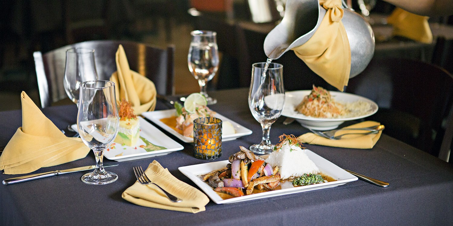$25 -- Pikkas: 'Exquisite' Peruvian Dinner for 2, Reg. $50
