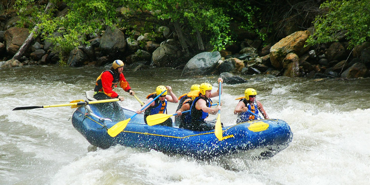 $39 -- River Rafting on the Skagit or Sauk, Reg. $79