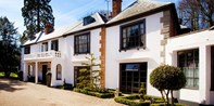 £39 -- 3-Course Meal & Bubbly for 2 at Suffolk Country House