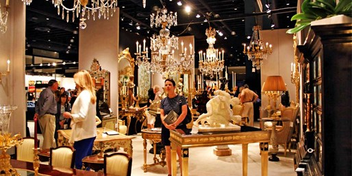 $10 -- Naples Art, Antique & Jewelry Show, 50% Off
