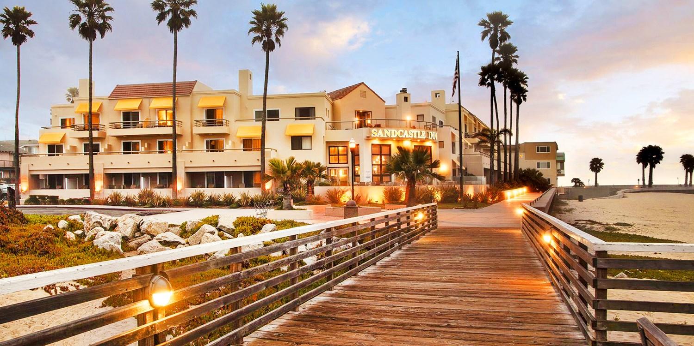 Sandcastle Inn -- Pismo Beach, CA