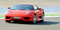 $89 -- High-Speed 5-Lap Ferrari Drive, 50% Off