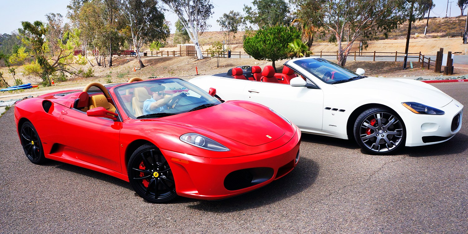$295 -- Xtreme Adventures: San Diego Exotic Car Tour