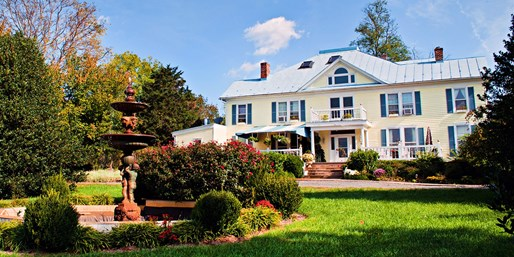 Blue Ridge B&B 2-Night Escape: $199 into Summer (Reg. $488)