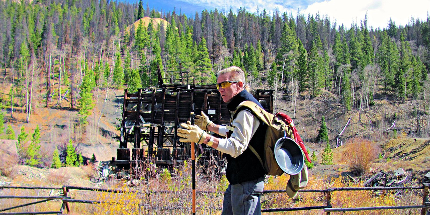 50% Off Scenic Hikes through Historic Gold Mining Towns
