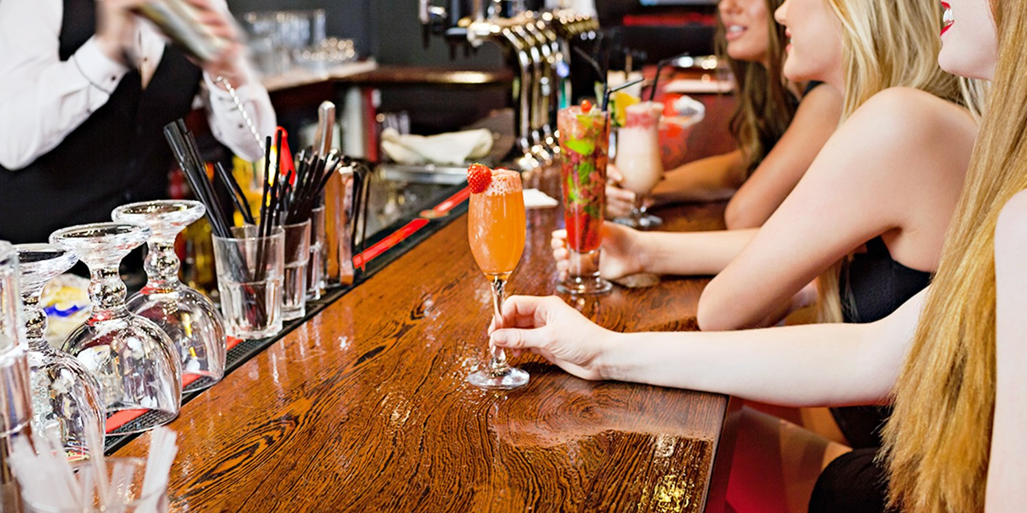$19 -- River North: Drinks at 4-Diamond Hotel Bar, 55% Off