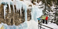$89 -- Grotto or Johnston Canyon Ice Walk for 2, Reg. $132