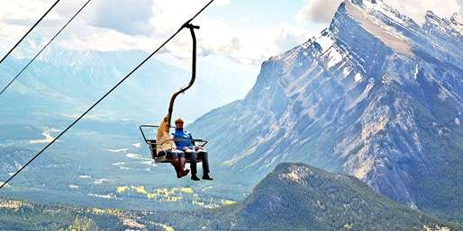 $26 -- Mt. Norquay Summer Lift for 2 feat. 'Majestic' Vistas