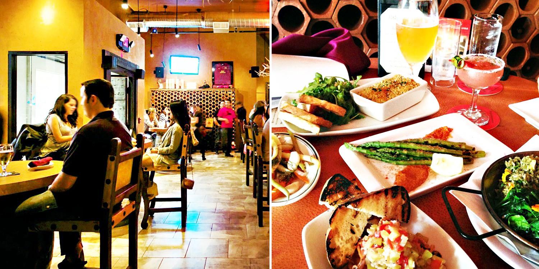 $45 -- Spanish Dinner & Drinks for 2, Reg. $89