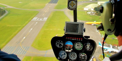 £79 -- Fly a Helicopter from Borehamwood, Save £99