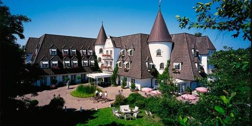 149 € -- Pittoreskes 5,5*-Landhotel mit Gourmetmenü, -48%