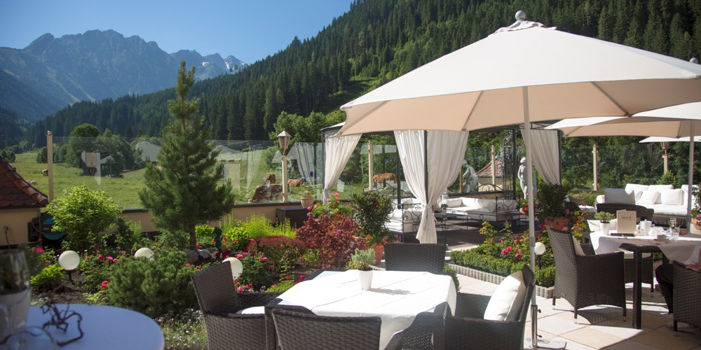Traumhotel Alpina Superior -- Gerlos, Österreich