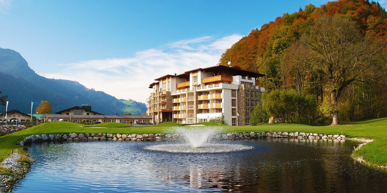Grand Tirolia Kitzbühel -- Kitzbühel, Austria