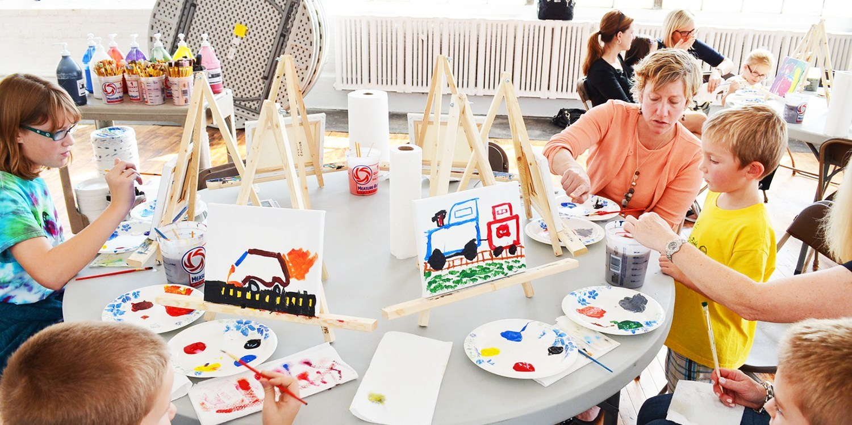 $19 -- Pint Size Picasso: Child's Art Class, Reg. $45
