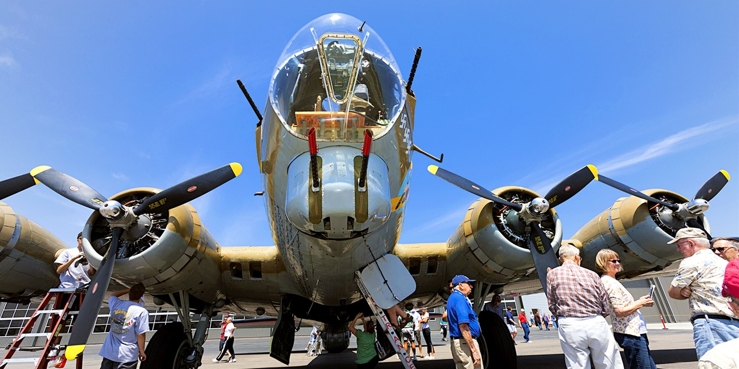 $12 -- Half Off Museum for 2 w/War Planes & Rare Cars
