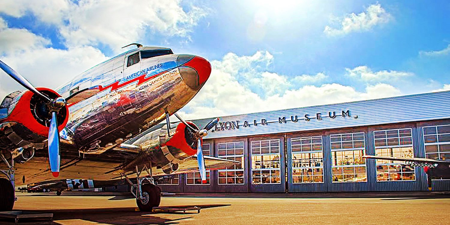 $12 -- 'Best' Aviation Exhibition: Half off Lyon Air Museum