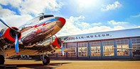 $12 -- 'Best' Aviation Museum: Lyon Air Tickets for 2