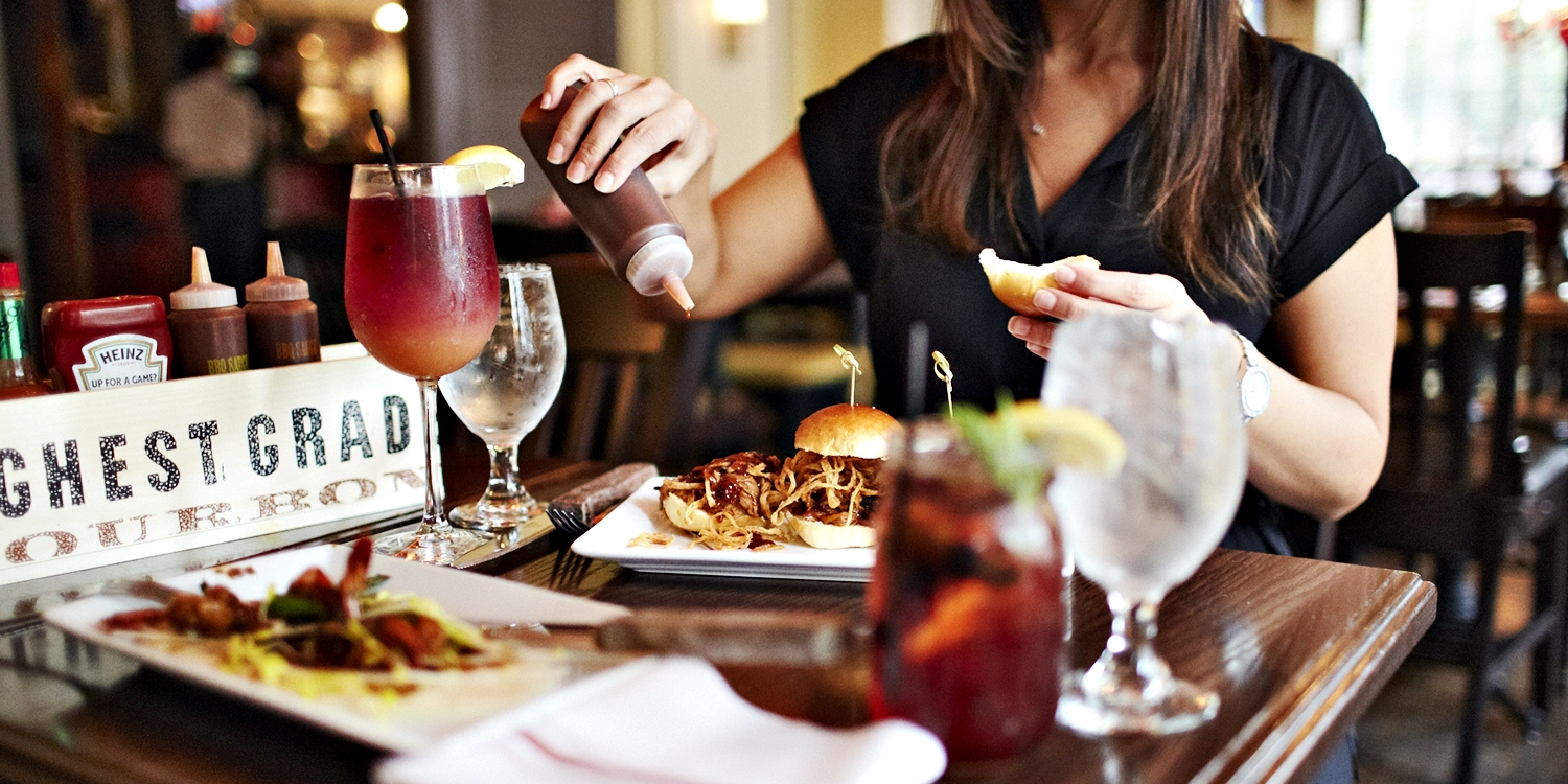 $65 -- Neely's: 'Top 10 Barbecue' for 2 w/Drinks, Reg. $125