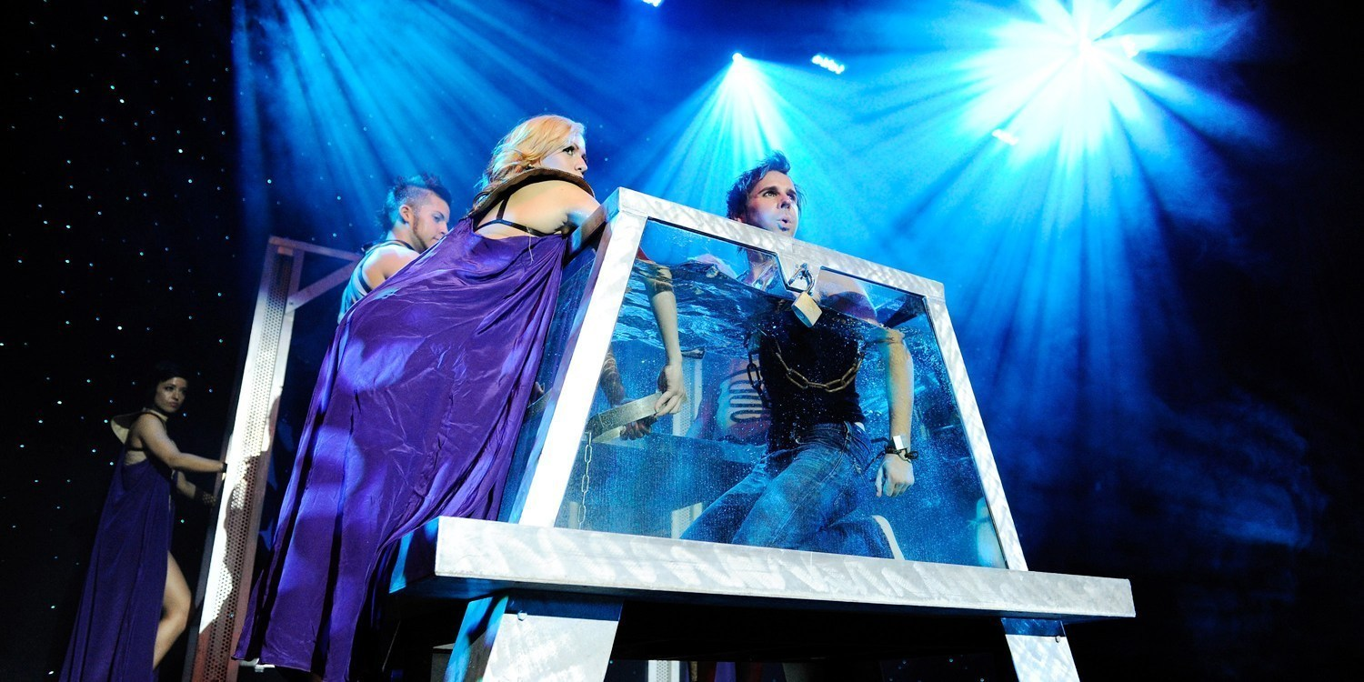 $29 -- Top Magic Show 'Illusions' in Vegas, Reg. $76