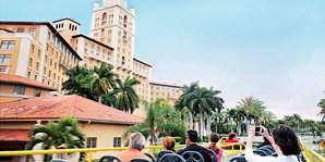 $39 -- 2-Day Hop-On, Hop-Off Miami Bus Tour, Reg. $61