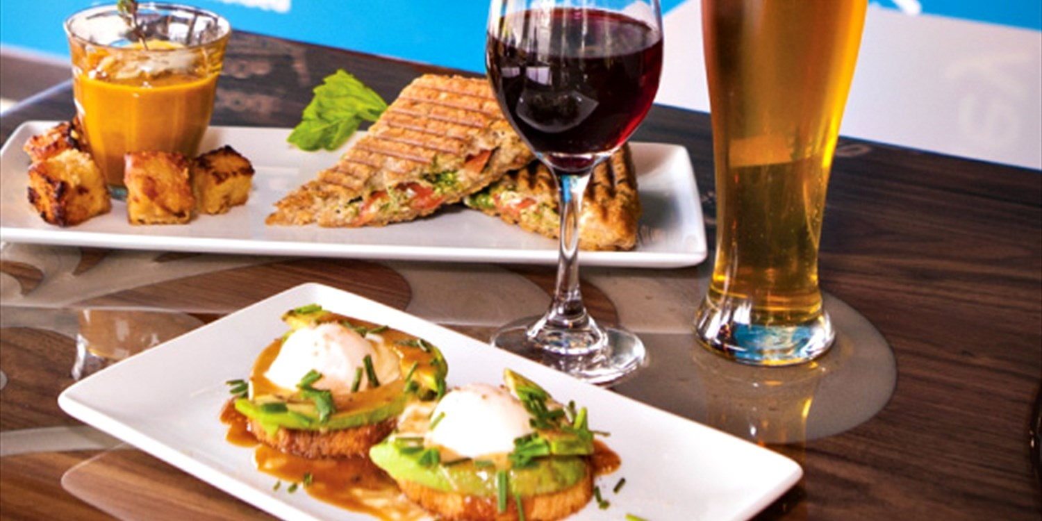 $39 -- Food Network Pick: Tastings & Drinks for 2, Reg. $84