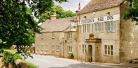£35 -- 3-Course Meal for 2 at 'Outstanding' Cotswolds Inn