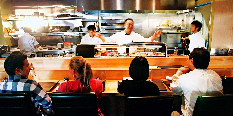 $75 -- 'Best Sushi' in America: Half Off Sushi Kappo Tamura