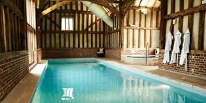 £39 -- Suffolk: Massage, Rasul & Spa Use, Save £66