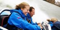 ¥420 -- 6.3折 泰晤士河双人50分钟高速观光艇体验 伦敦眼+碎片大厦+伦敦塔桥