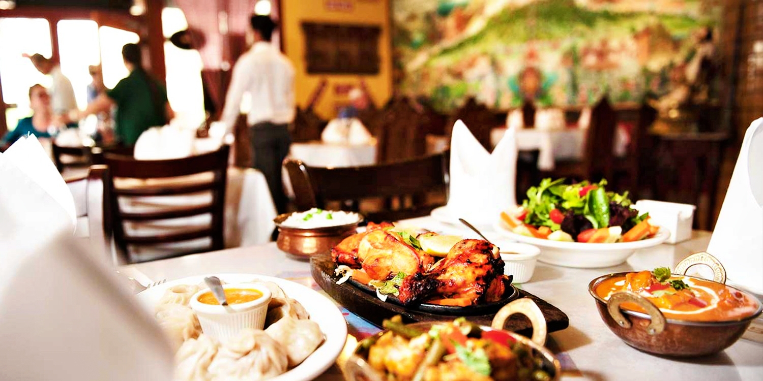 $20 -- Berkeley: Nepalese Dinner or Lunch for 2, Reg. $40