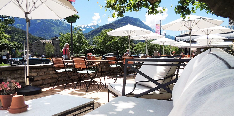 Victoria Jungfrau Grand Hotel & Spa -- Interlaken, Schweiz