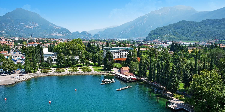 Lido Palace -- Riva del Garda, Italien