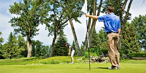 $99 -- Calgary-Area Golf for 2 at Highwood, Reg. $183