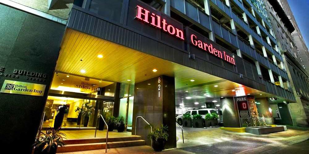 Hilton Garden Inn New Orleans French Quarter/CBD -- French Quarter, New Orleans