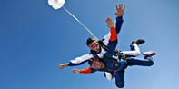 LA: Cross Skydiving Off Your Bucket List, Half Off