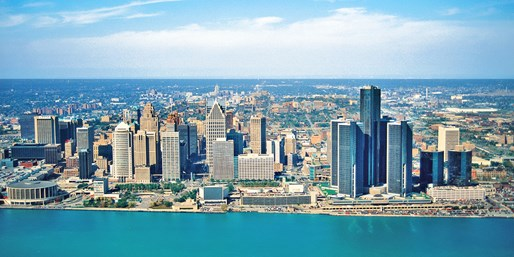 $99 -- Hourlong Flight Lesson over Detroit, Save 50%
