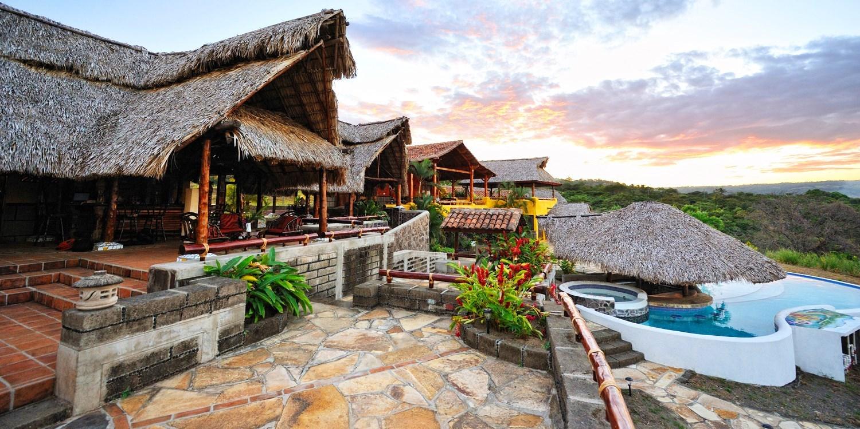 Hacienda Puerta del Cielo Ecolodge & Spa -- Granada, Nicaragua