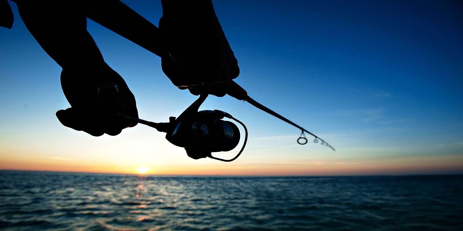 $22 -- Deep Sea Fishing: Evening Trip off Rockaway, Save 50%