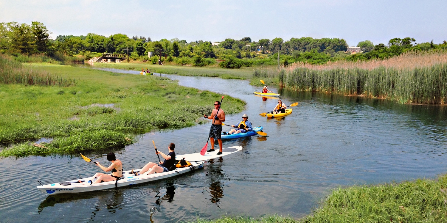 $35 -- Cape Cod: Spring or Summer Kayak Tour, Reg. $75