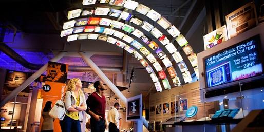 Awe-Inspiring Computer History Museum: Half Off Admission