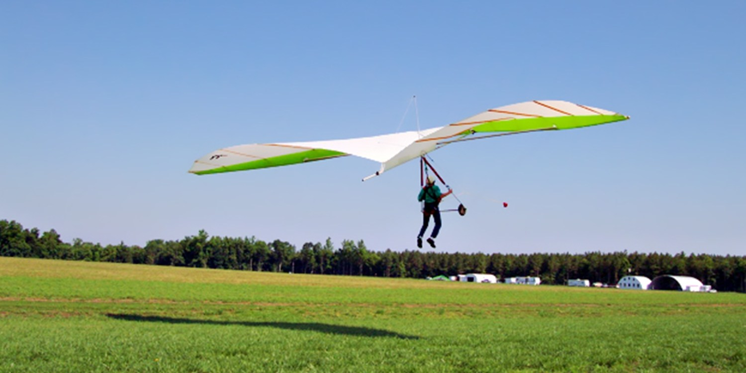 $75 -- Learn to Hang Glide: 3-Hour Lesson for 1, Reg. $150