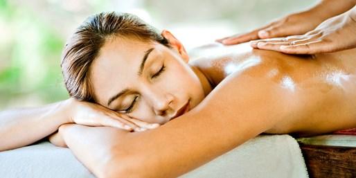 $89 -- Calistoga Spa & Pool Day w/Massage or Facial