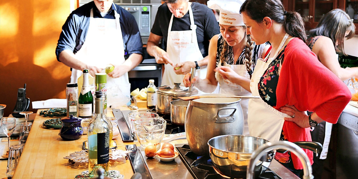 $65 -- French Cooking Class at 'Top Culinary Inn,' Reg. $120