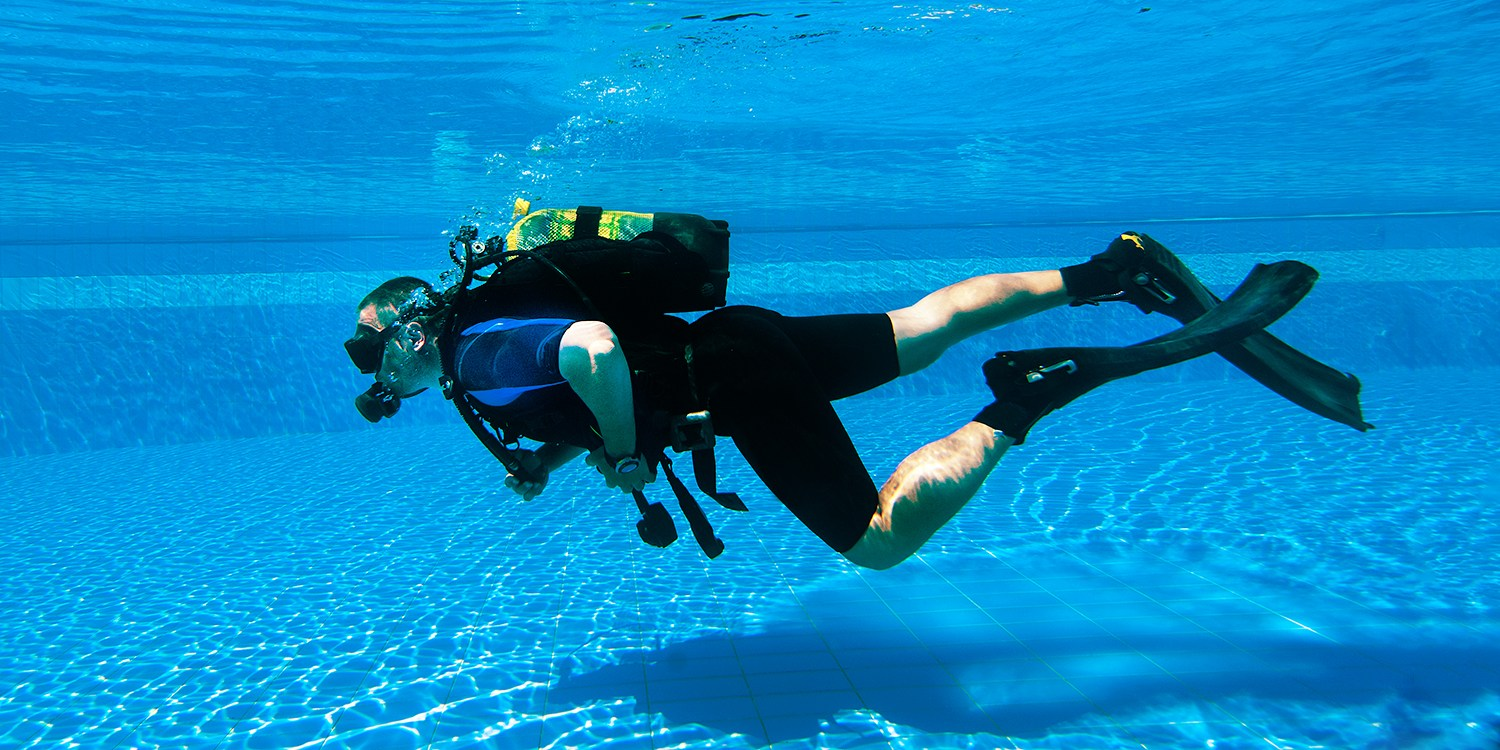 $29 -- 'Best Place to Learn Diving': Intro to Scuba, 60% Off