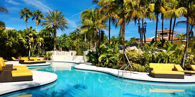 $109  -- Trump Doral: Spa & Pool Day w/Massage, Reg. $267